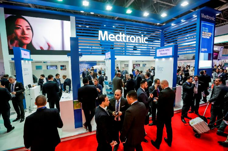 Medtronic Makes Waves at Arab Health through Education and