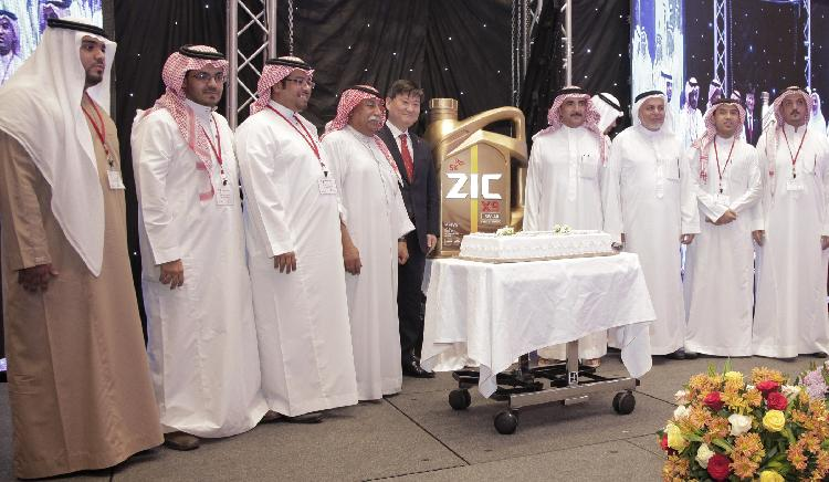 RABIGH FIRST FOR LUBRICANT OILS LAUNCHES ZIC IN KSA
