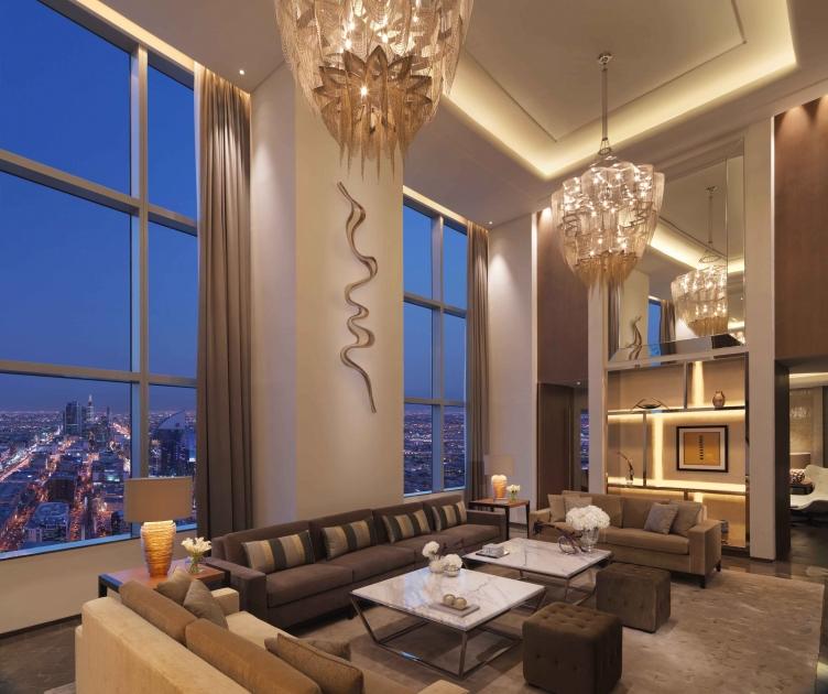 فندق فورسيزونز الرياض يدعوكم لتجربة عالم من الفخامة و الرقي