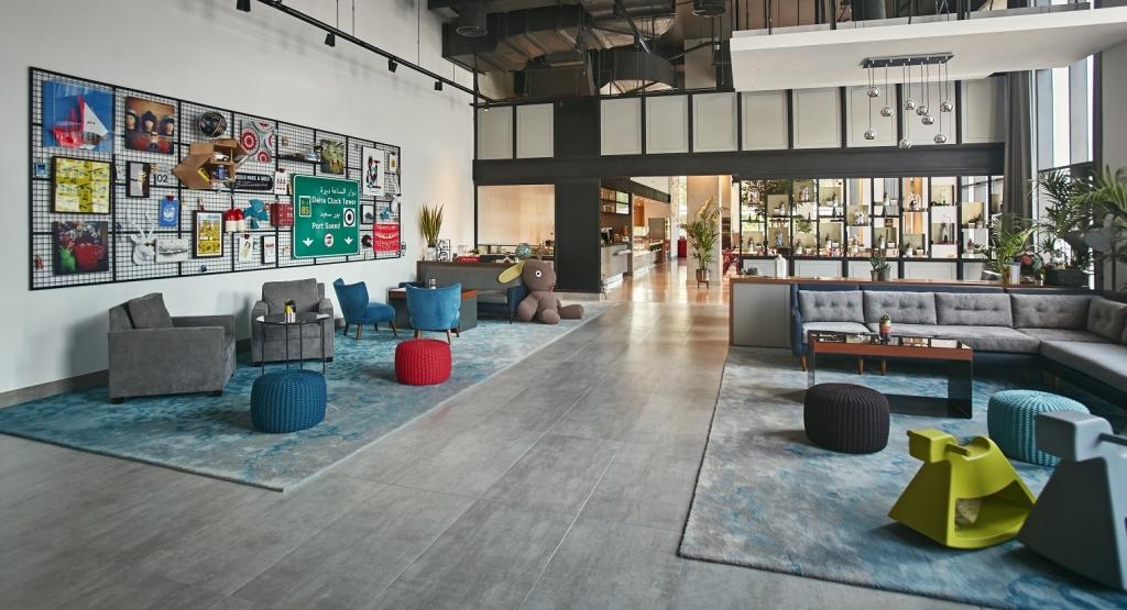 Rove City Centre, set by the historic Dubai Creek, welcomes