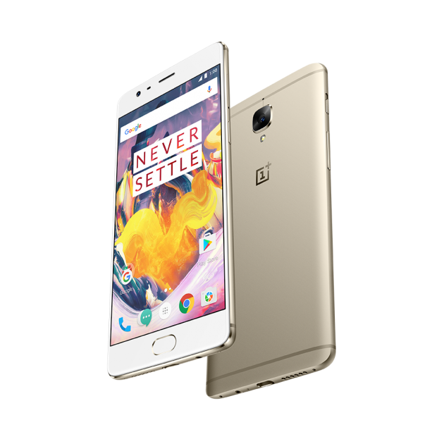 A Day's Power in Half an Hour - OnePlus 3T Launched