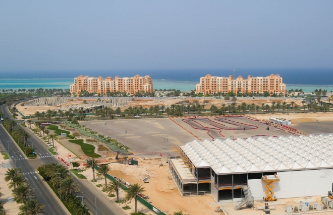 مدينة الملك عبدالله الماليه الرياض - Sahara Blog's