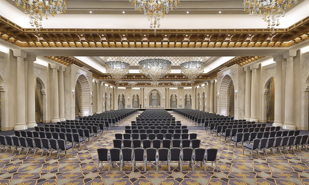 Jabal Omar Hilton Makkah the Largest Convention Center in