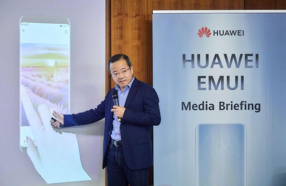 Huawei Announces EMUI 9 0, an Android Pie-Based Operating
