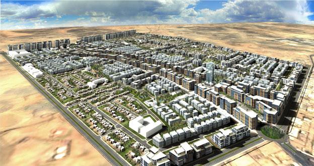 دار الأركان تتقد م بطلب اعتماد ثلاثة مخط طات ضمن مشاريعها في مدينة الرياض من مركز خدمات المطورين إتمام
