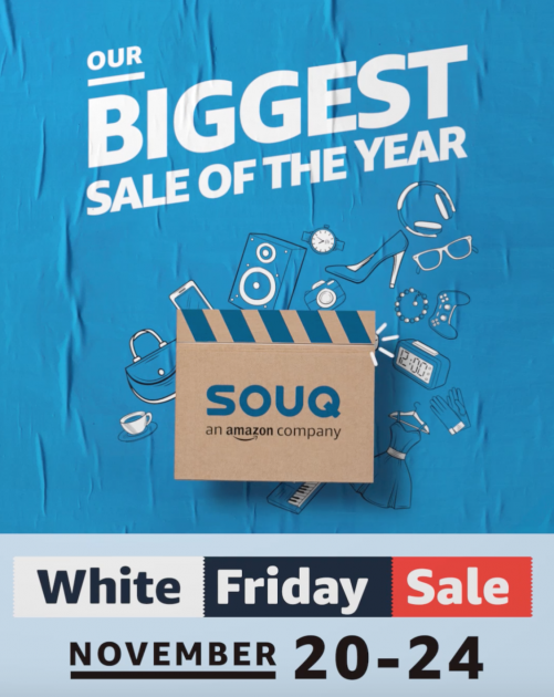 Souq com's Biggest Ever White Friday Sale