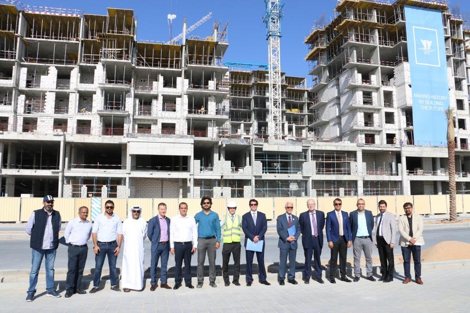 ECC achieves 43% completion of Nshama's Rawda residences in