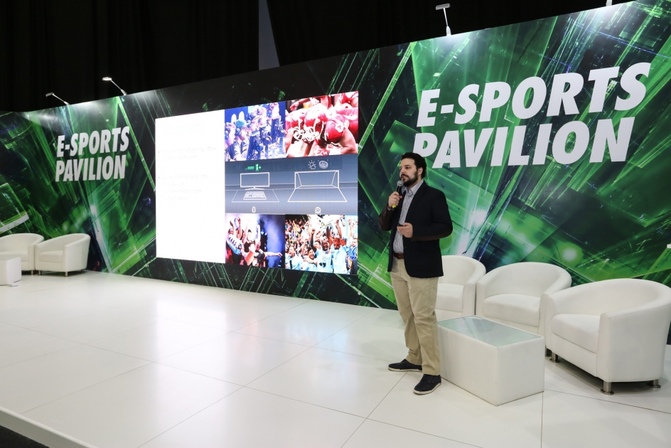 UAE's first ever B2B eSports conference kicks-off at CABSAT