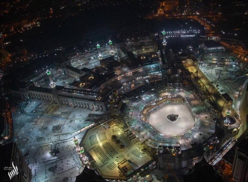 Third Saudi Expansion Of Grand Mosque In Makkah Shut