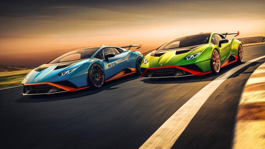 Racetrack To Road The New Lamborghini Huracan Sto