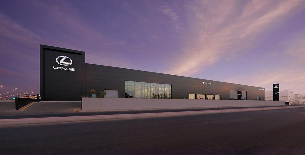 Abdul Latif Jameel Company opens new center for Lexus in Jeddah